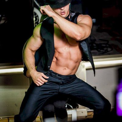 Gift for hen party ➡️ Male Striptease for order - Sheriff - Photo 5
