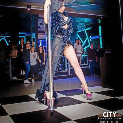 Erotic show in Kyiv 💃 order dance Nicole  - Photo 7