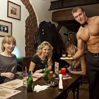 Booking Male Strippers 🕺 Kharkiv - Goliath on hen party - Photo 6