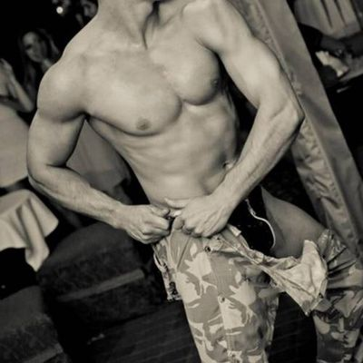 Male strippers for Hire in Lviv -> Prince | Show for girls  - Photo 3