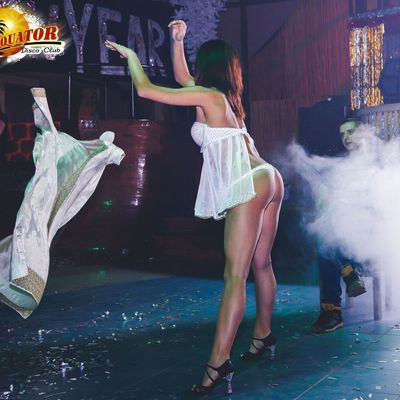 Erotic show Odesa ⮕ strippers Carolina - Photo 8