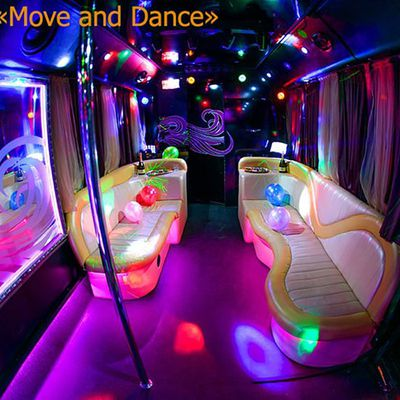 Rent Limousine and strip show ➡️ order in Ukraine - Photo 6