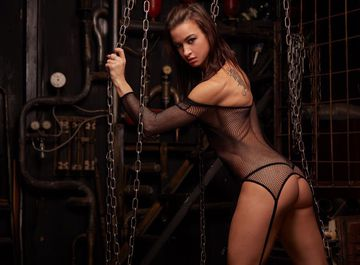 Lady Cristal - female stripper in Kharkiv