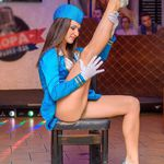 Erotic show Odesa ⮕ strippers Carolina - Photo 5