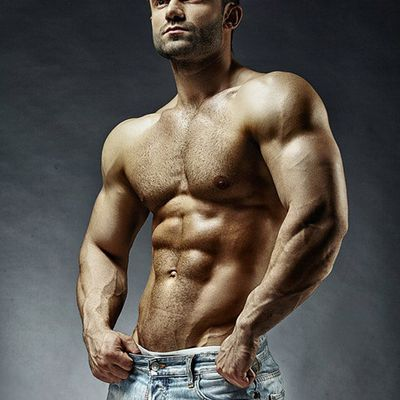 Male strip show in Lviv ➡️ hen party with stripper Alex - Photo 1